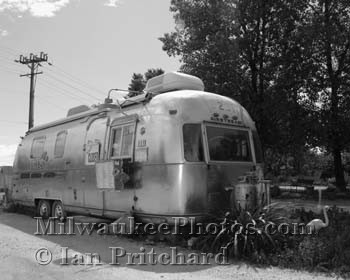 Photograph of Airstream from www.MilwaukeePhotos.com (C )Ian Pritchard