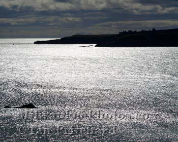 Photograph of Dunnotar Over Sea from www.MilwaukeePhotos.com (C )Ian Pritchard