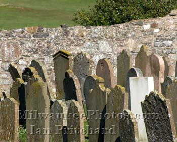 Photograph of Gravestones from www.MilwaukeePhotos.com (C) Ian Pritchard